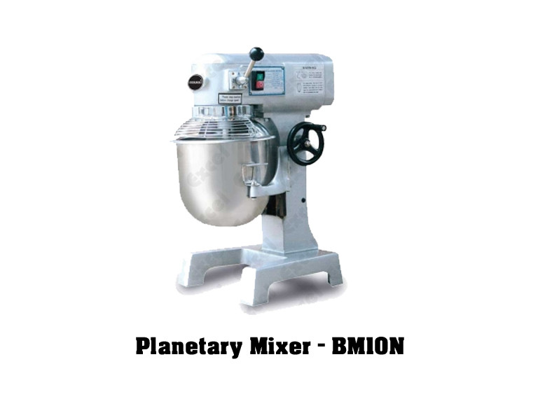 Imported bakery equipments Berjaya Malaysia Planetary mixer bm10n machine mixing cake beater excel bakery equipment india