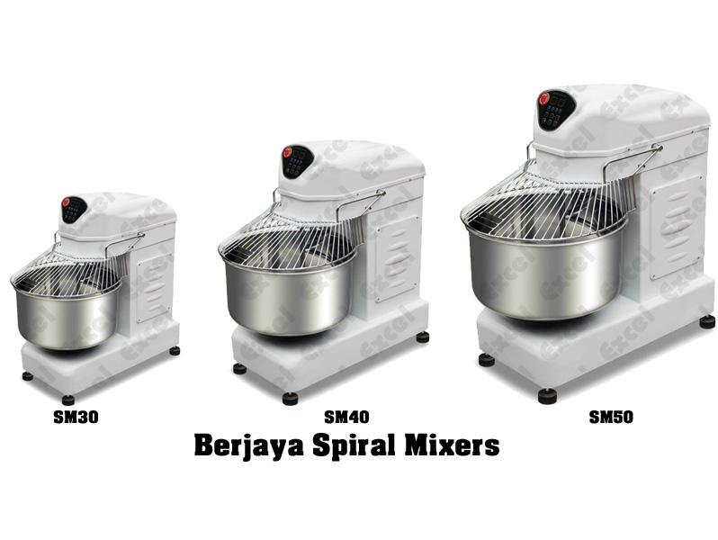 Berjaya bakery equipment